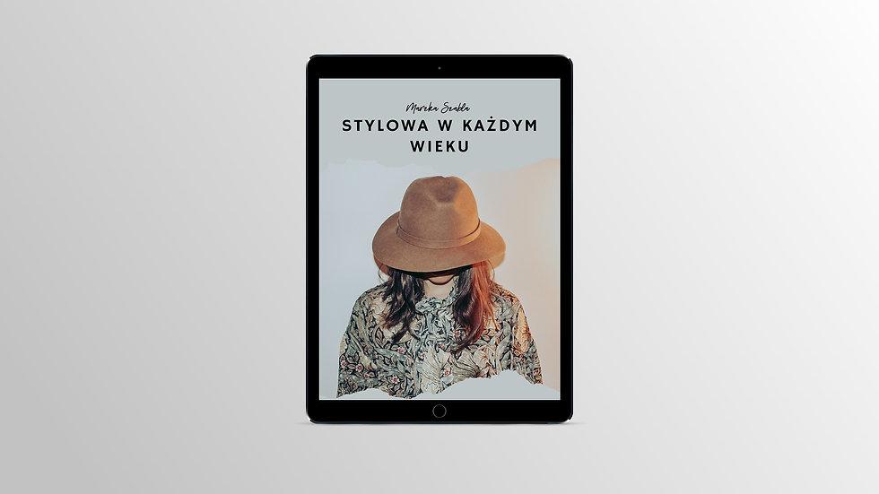 """E-BOOK """"STYLOWA W KAŻDYM WIEKU"""""""