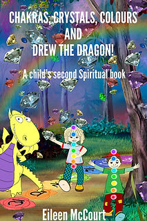 Chakras Crystals and colours Kindle cove