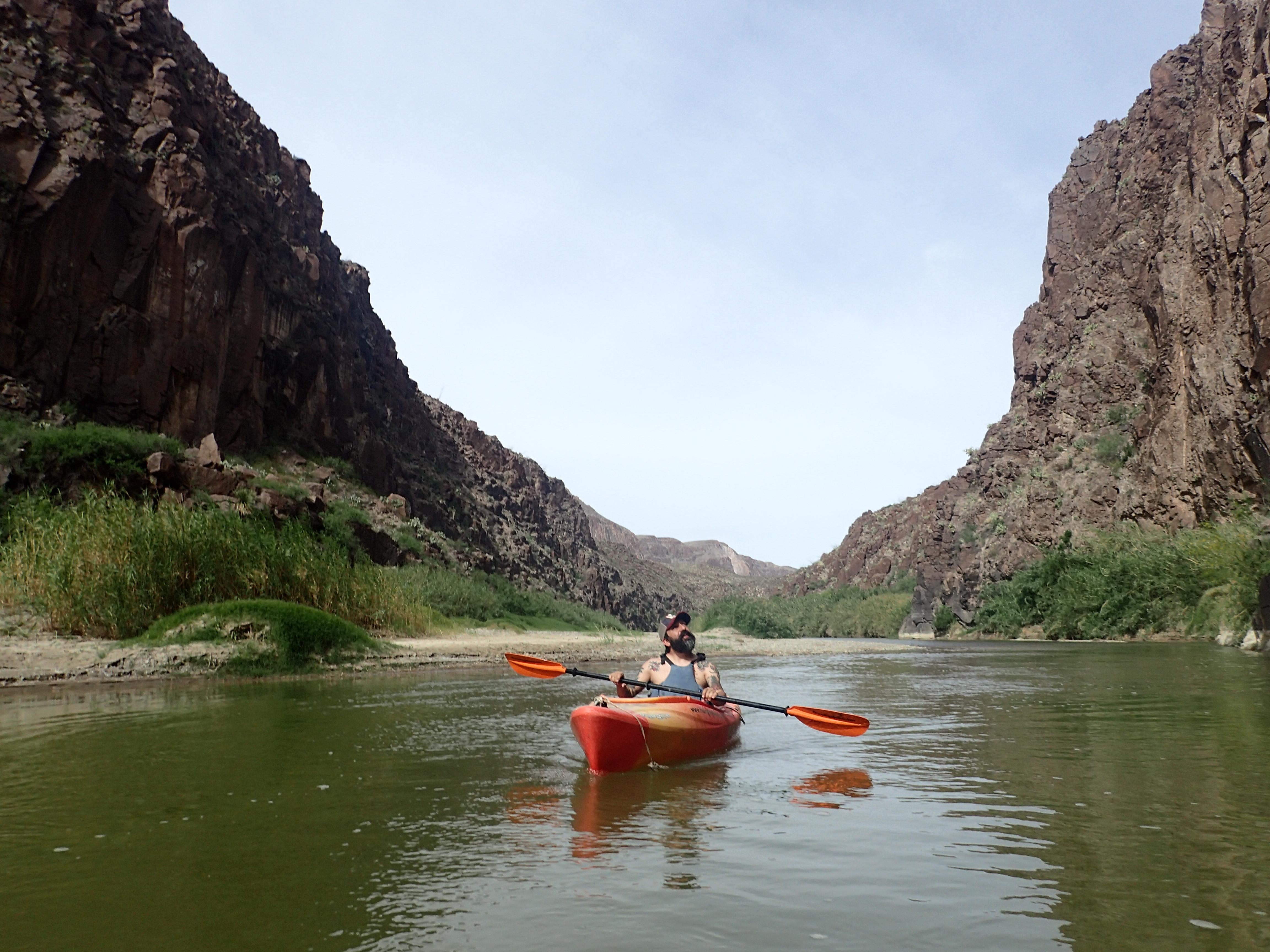 Half-Day River Trip 8:30 a.m.
