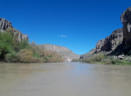 Cool Off in the Rio Grande.