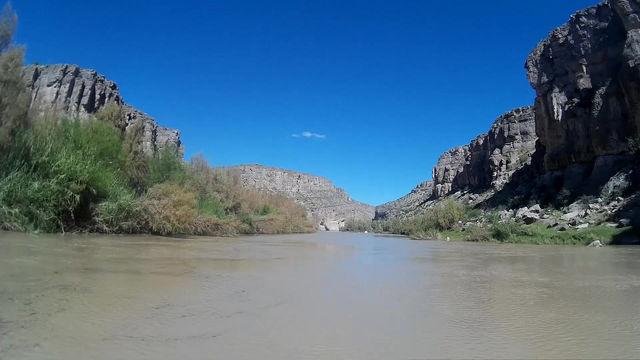 Cool Off in the Rio Grande.