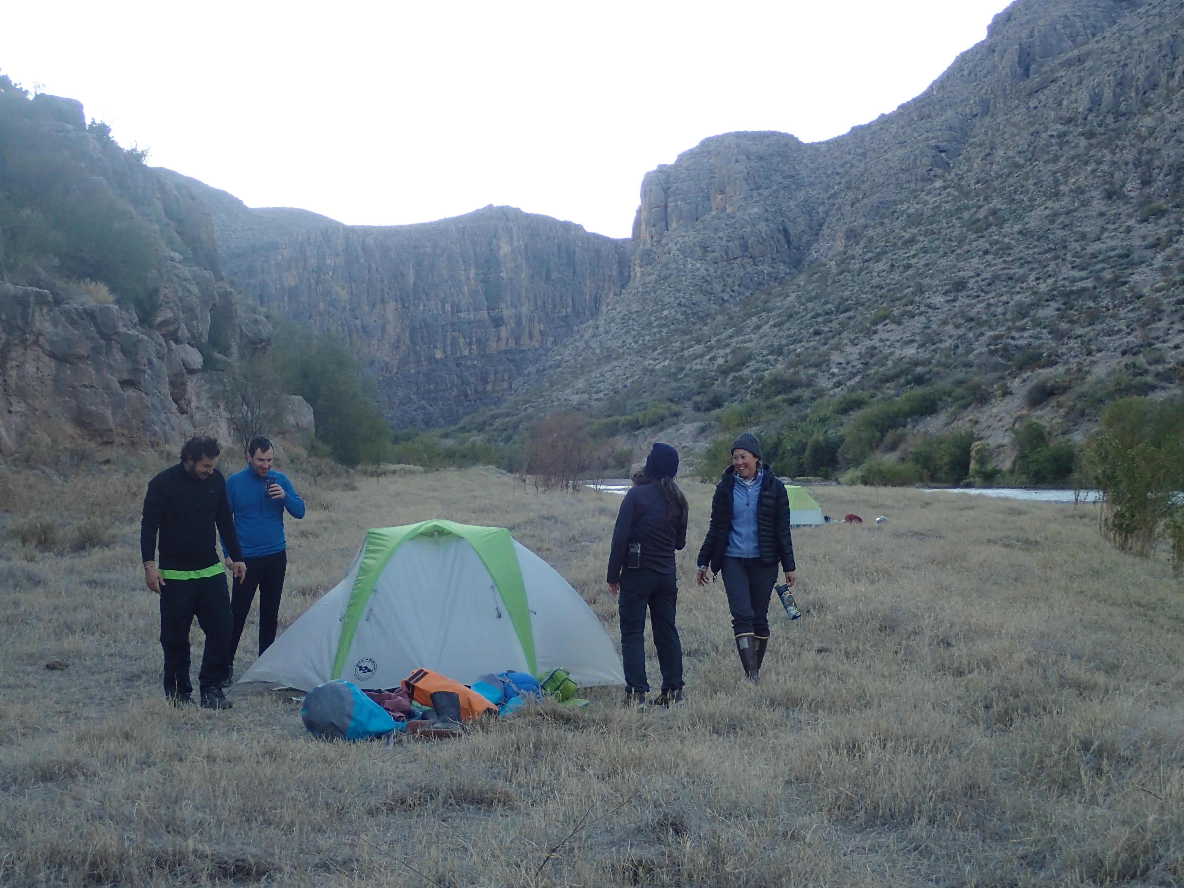 2 Day River Trip