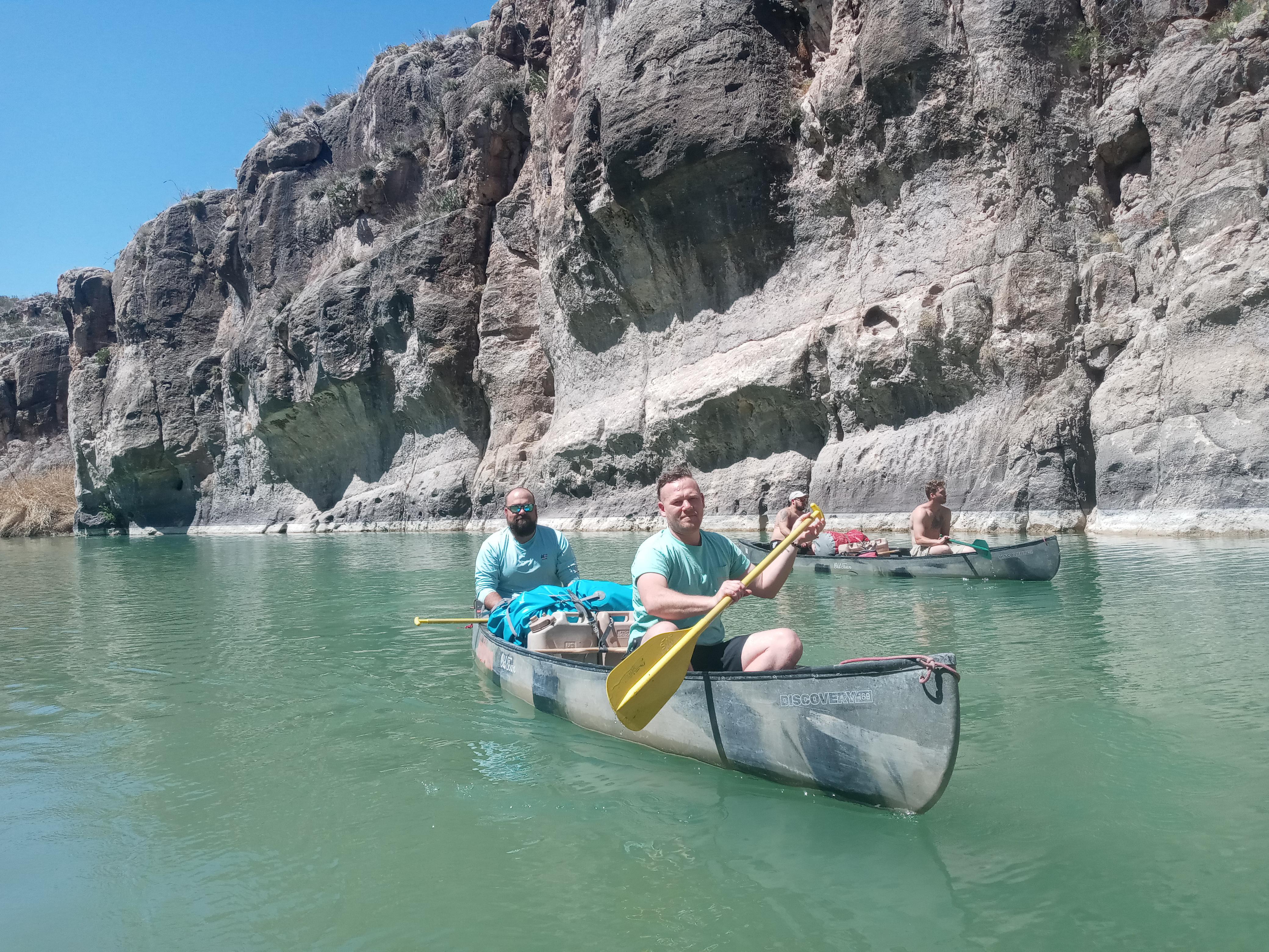 4 Day Boquillas Canyon River Trip