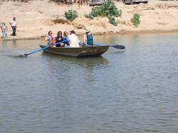 Ferry to Boquillas