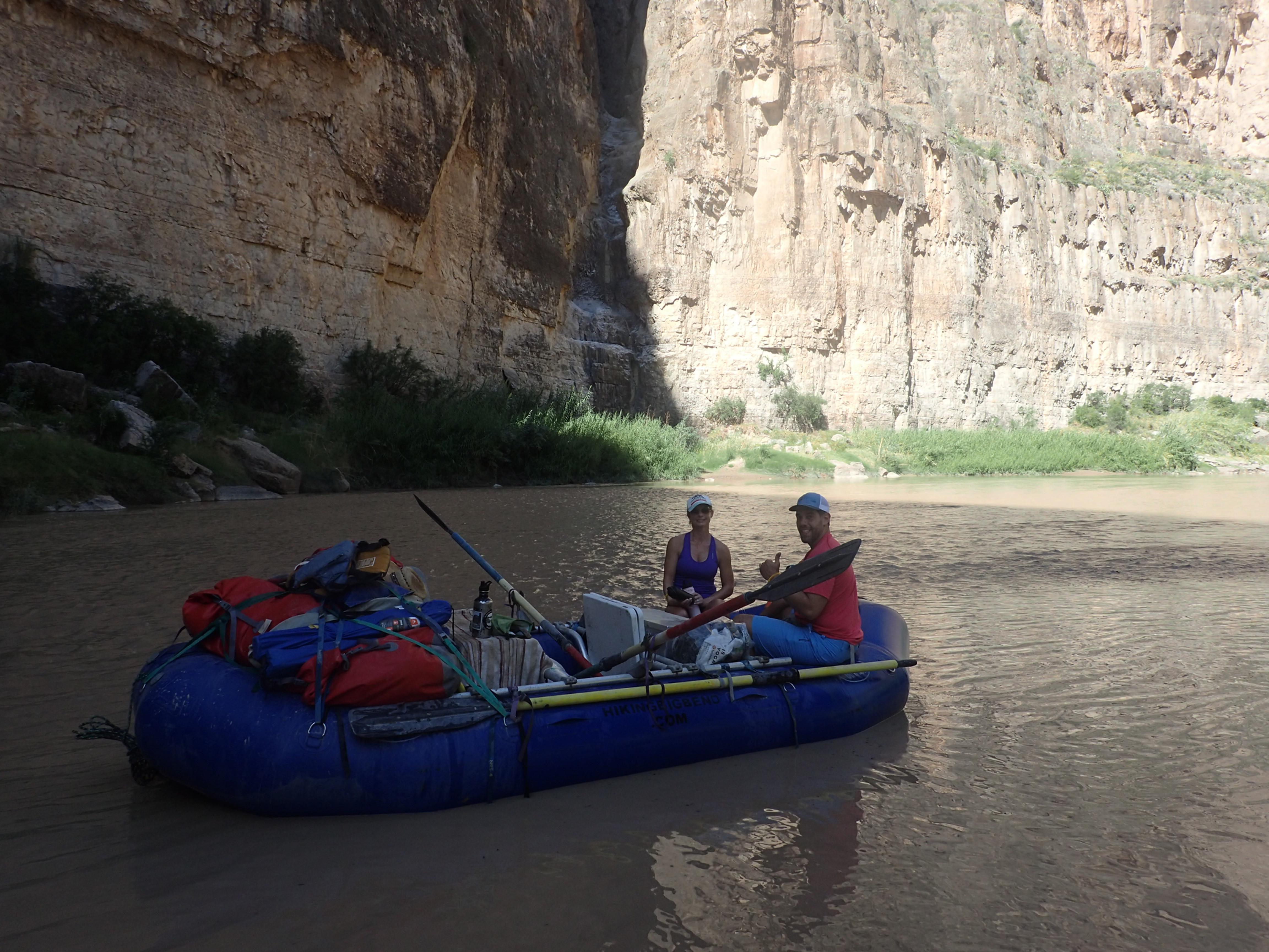 3 Day River Trip