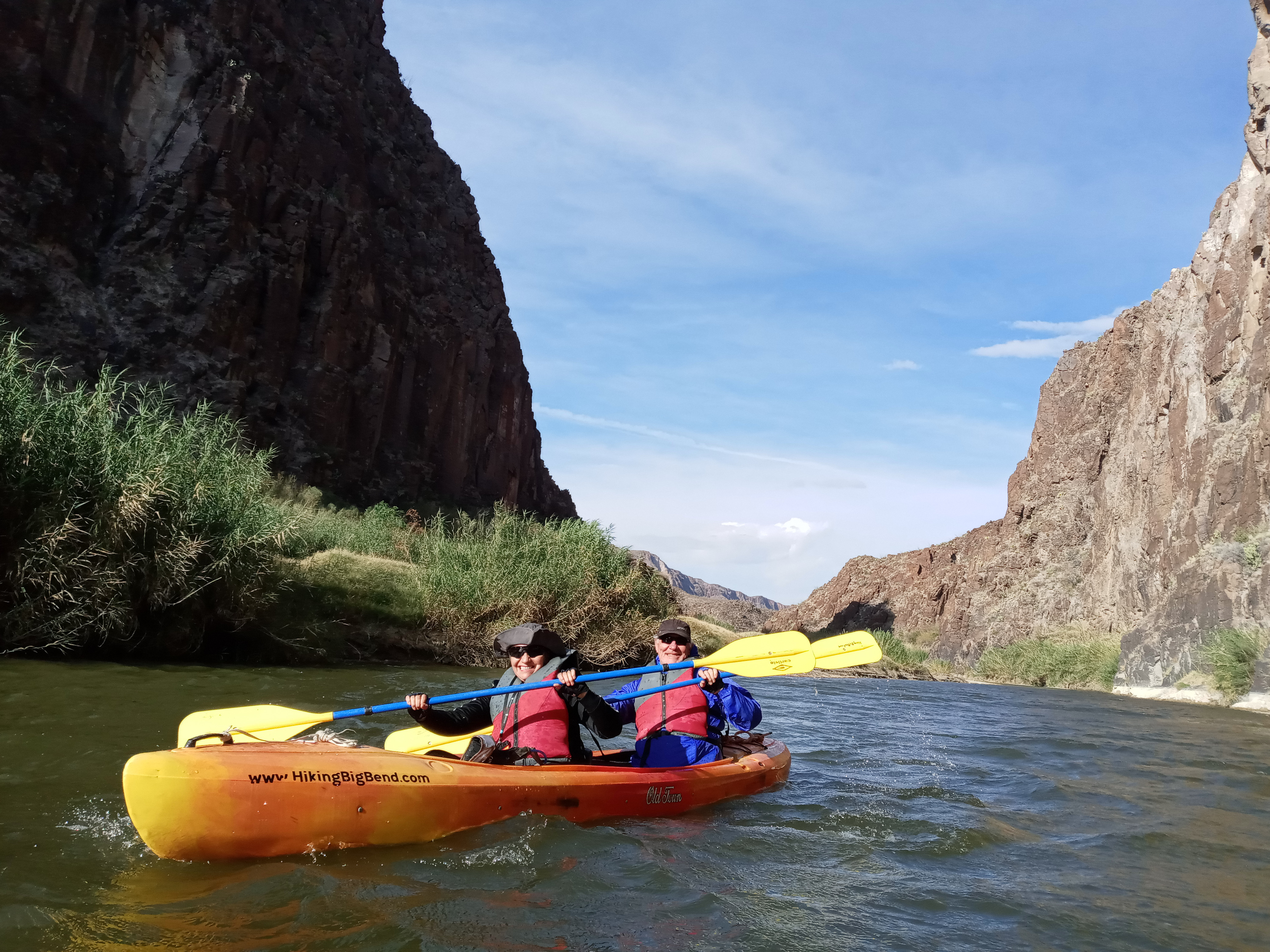 Half-Day River Trip 1:00 p.m.