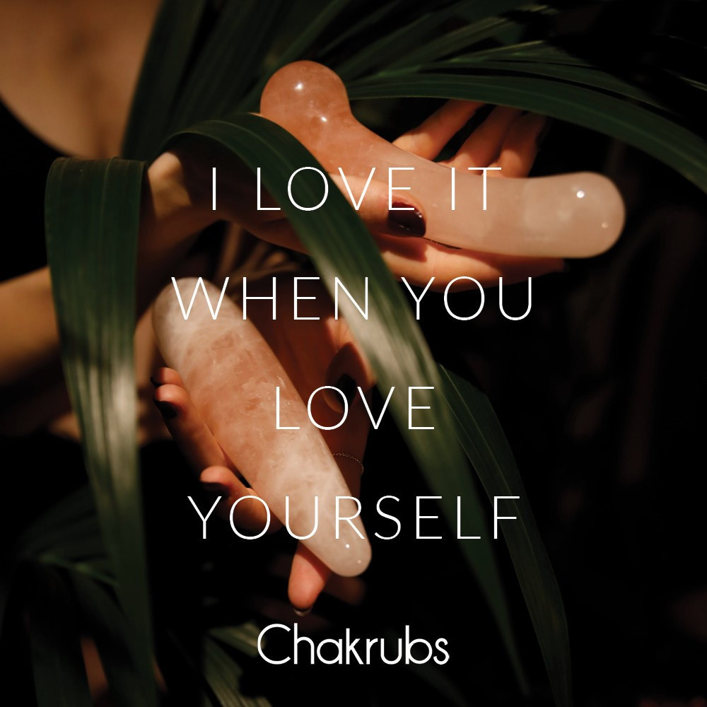chakrubs natural crystal sex toy