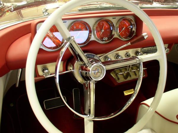 1957  Lincoln Continental