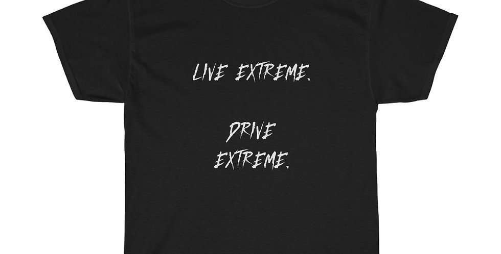Live Extreme, Drive Extreme