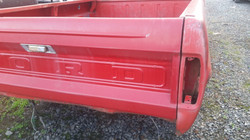 Ford F100 Tailgate