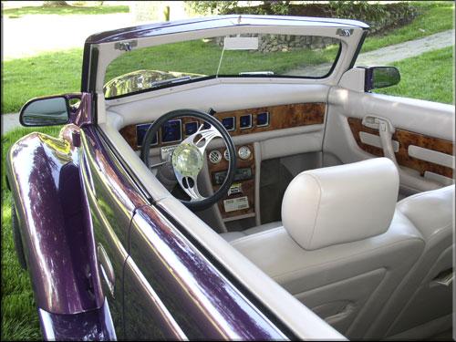 phaeton classic car