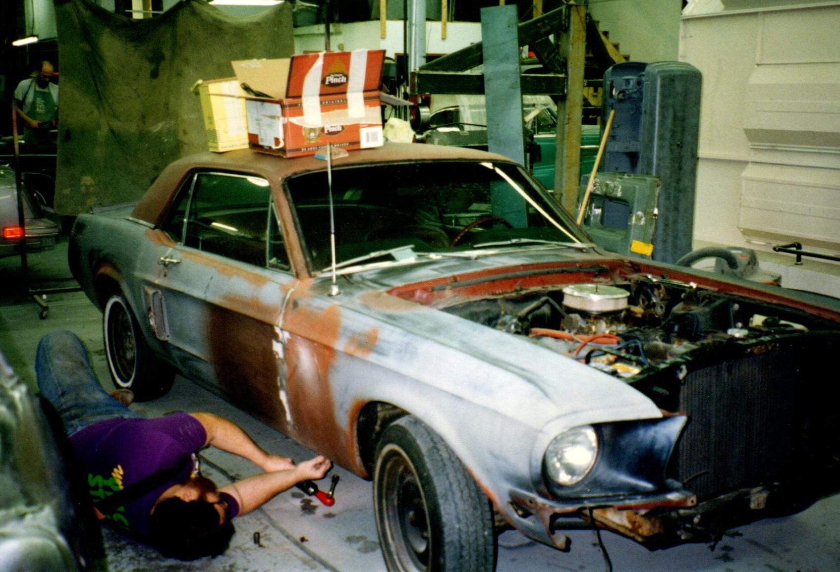 1968 Mustang