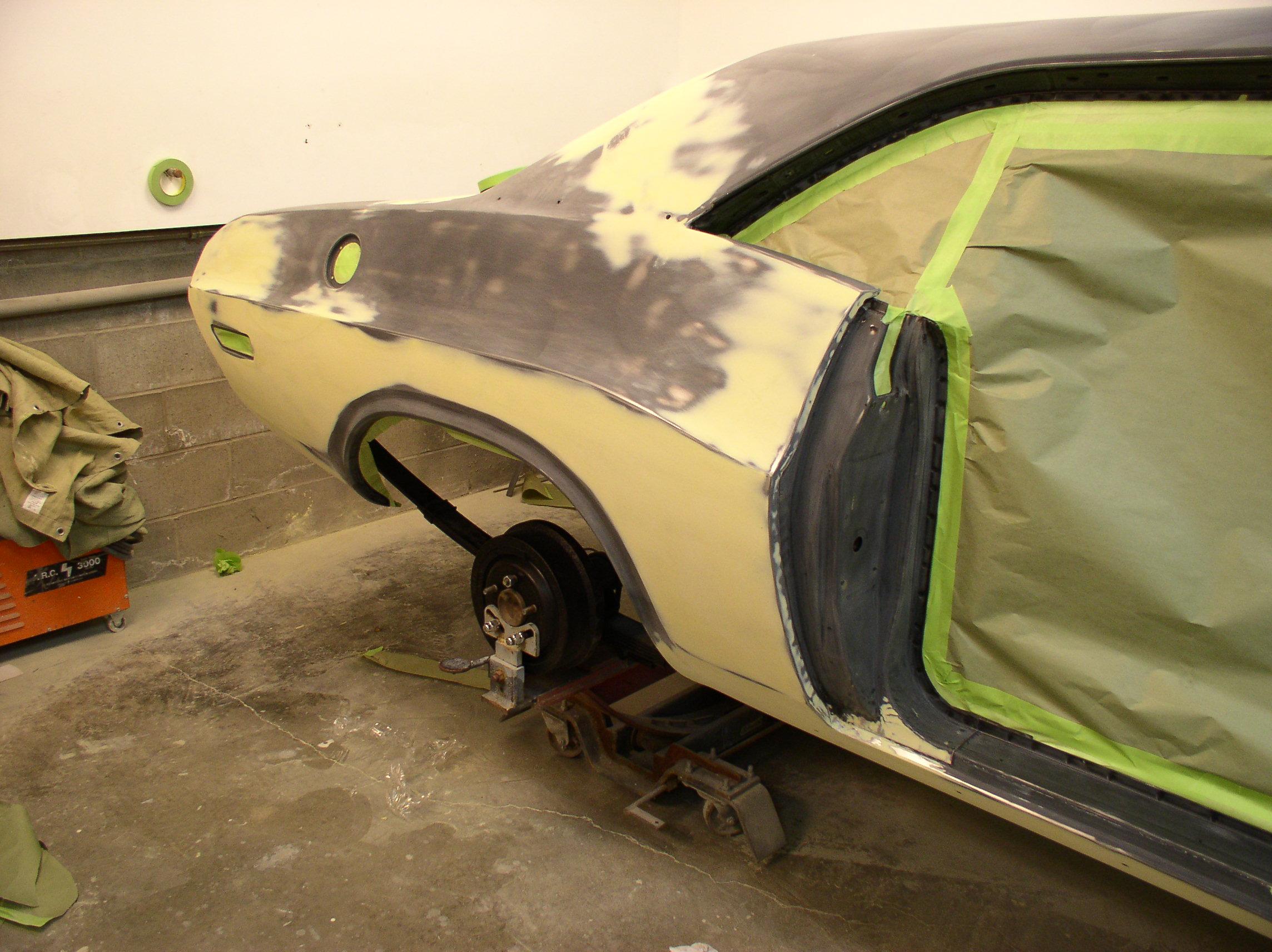 1970 Dodge Challenger 16