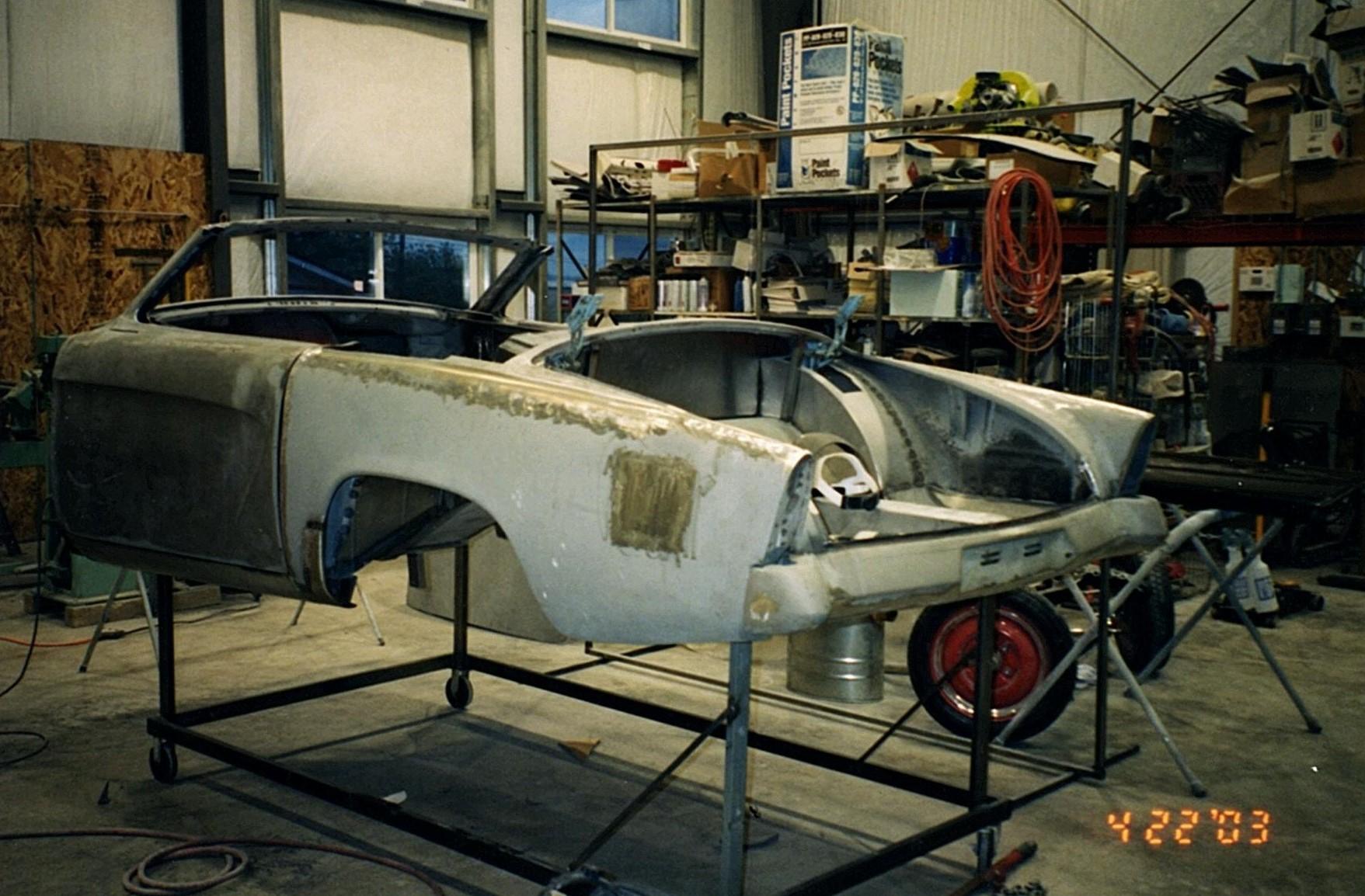 Roadster Stu 11
