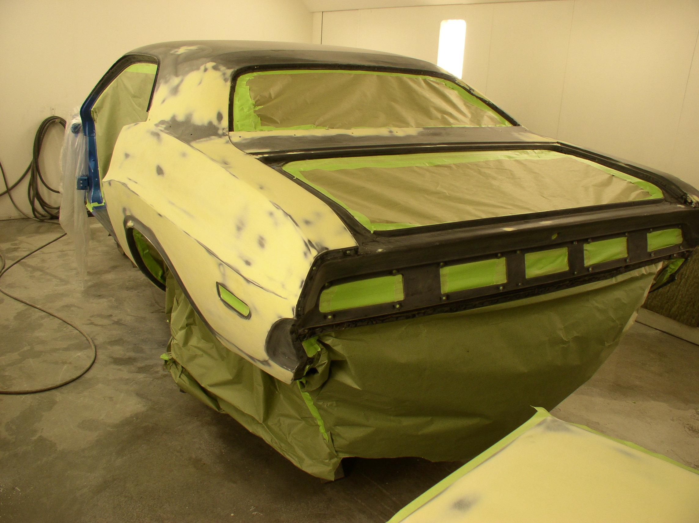 1970 Dodge Challenger 8