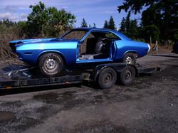 1970 Dodge Challenger 25