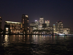 Banking District from boat