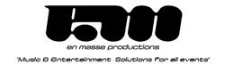 En Masse Productions