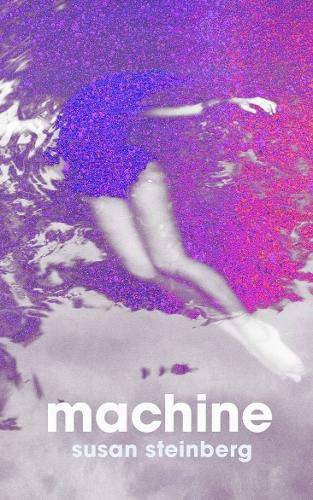 Machine by Susan Steinberg Pushkin Press Purple book cover : the book slut book reviews thebookslut