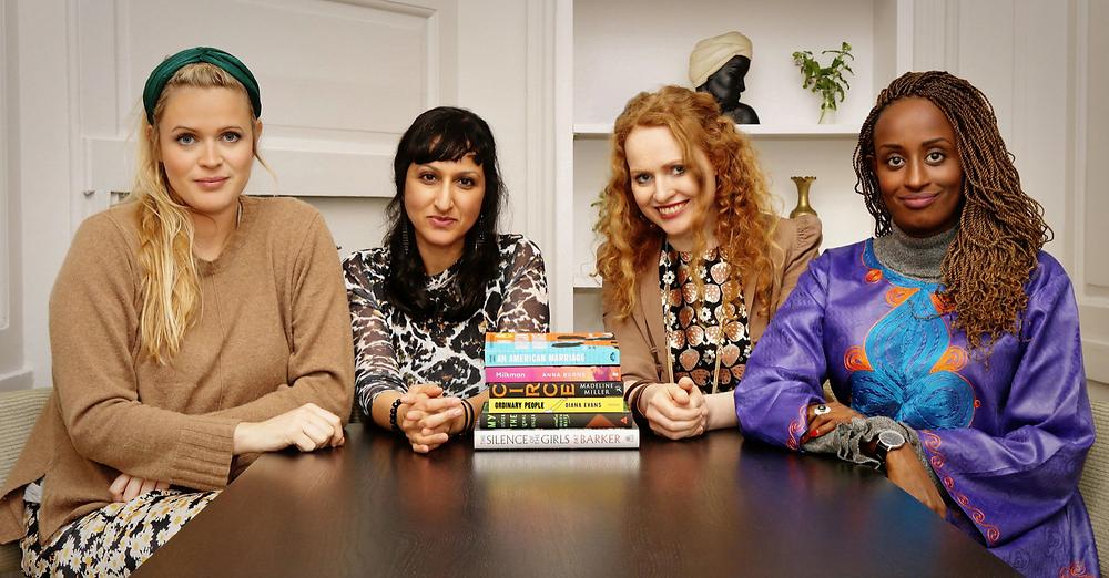 Dolly Alderton, Arifa Akbar, Kate Williams and Leyla Hussein