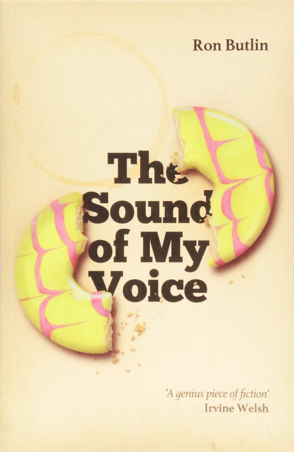 The Sound of My Voice by Ron Butlin