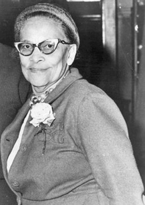 Mabel K. Staupers
