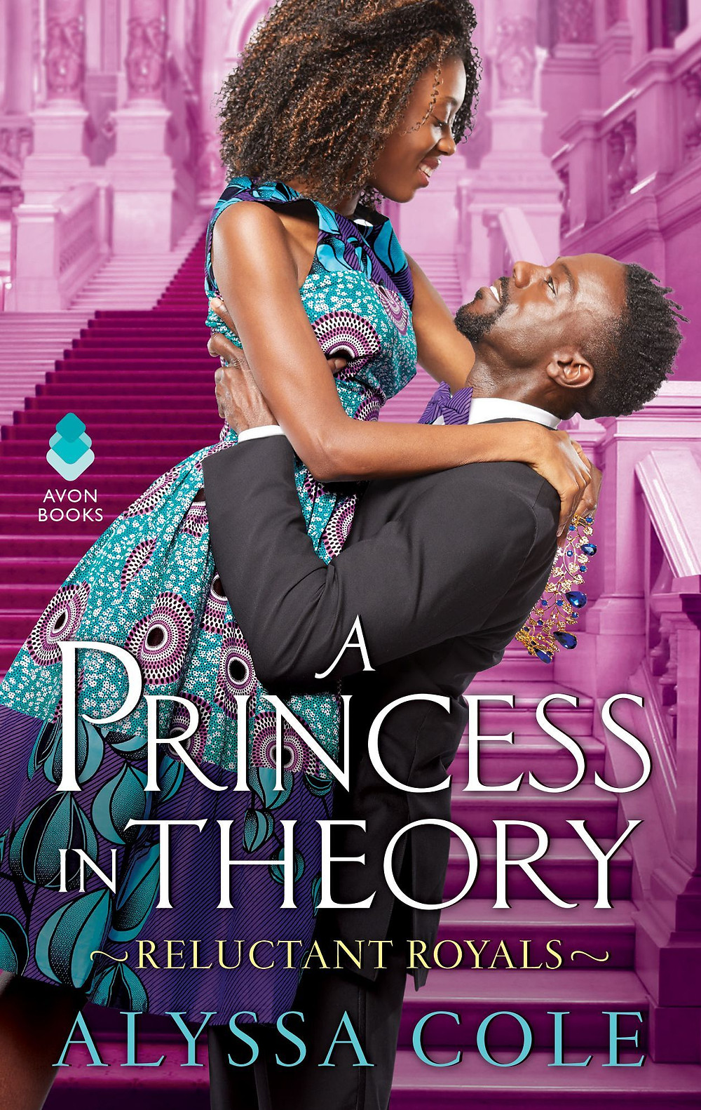 "A Princess in Theory: Reluctant Royals Alyssa Cole (Author) The Book Slut book reviews, Friday Debrief. thebookslut.com Description From acclaimed author Alyssa Cole comes the tale of a city Cinderella and her Prince Charming in disguise . . . Between grad school and multiple jobs, Naledi Smith doesn't have time for fairy tales...or patience for the constant e-mails claiming she's betrothed to an African prince. Sure. Right. Delete! As a former foster kid, she's learned that the only things she can depend on are herself and the scientific method, and a silly e-mail won't convince her otherwise. Prince Thabiso is the sole heir to the throne of Thesolo, shouldering the hopes of his parents and his people. At the top of their list? His marriage. Ever dutiful, he tracks down his missing betrothed. When Naledi mistakes the prince for a pauper, Thabiso can't resist the chance to experience life--and love--without the burden of his crown. The chemistry between them is instant and irresistible, and flirty friendship quickly evolves into passionate nights. But when the truth is revealed, can a princess in theory become a princess ever after? Selected as one of the New York Times 100 Notable Books of 2018! Publisher HarperTrophy Publish Date February 27, 2018 Pages 384 Dimensions 4.0 X 1.1 X 6.6 inches | 0.4 pounds Language English Type Mass Market Paperbound EAN/UPC 9780062685544 BISAC Categories: Romance - Contemporary Romance - Multicultural & Interracial Romance - Romantic Comedy. About the Author Alyssa Cole is an award-winning author of historical, contemporary, and sci-fi romance. Her books have received critical acclaim from The New York Times, Library Journal, BuzzFeed, Kirkus, Booklist, Jezebel, Vulture, Book Riot, Entertainment Weekly, and various other outlets. When she's not working, she can usually be found watching anime with her husband or wrangling their menagerie of animals. Reviews ""Alyssa Cole is the newly coronated queen of contemporary royal romance! A Princess in Theory is delicious fun... a smart, funny heroine; a sweetly sexy prince; swoon-worthy romance; and an epic happily-ever-after. Long live the queen!""--Meg Cabot, #1 New York Times bestselling author of The Princess Diaries ""A delightful and sexy take on love between a suave African prince and a nerdy epidemiology student.""--Kirkus Reviews (starred review) ""Attention-grabbing from page one, this first book in the Reluctant Royals series will absolutely warm your heart. A Princess in Theory is a delightful love story that introduces a princess -- with attitude! -- who readers will enjoy rooting for. Naledi is skeptical about modern royalty, but her ambition and tough demeanor shine. Cultural differences aside, this is a simple and heartfelt story to be savored.""--RT Book Reviews (4 1/2 stars- TOP PICK) ""a funny, fast-moving, smart-alecky romance... A PRINCESS IN THEORY is pure fun. It will have you laughing, cringing and hooked from the start!""--Romance Junkies ""the best new romance I've read in a while...""--New York Times Book Review ""This is a fun, fanciful romance perfect for readers dreaming of royal weddings.""--BookPage ""In Cole's world, royalty and romance go hand in hand with compassion, open-heartedness, and intelligence, as well as a clear-eyed sense of real-world politics. A Princess in Theory is a fairy tale, yes, but one consistently grounded in reality, which makes the happily-ever-after all the more satisfying.""--Entertainment Weekly ""This book was a lot of fun, sexy, with a compelling story. I really enjoyed the romance as it developed between Ledi and Thabioso, both interesting characters together and as individuals. Lots of erotic tension and a deeply satisfying ending. Definitely dive into this one.""--Roxane Gay"