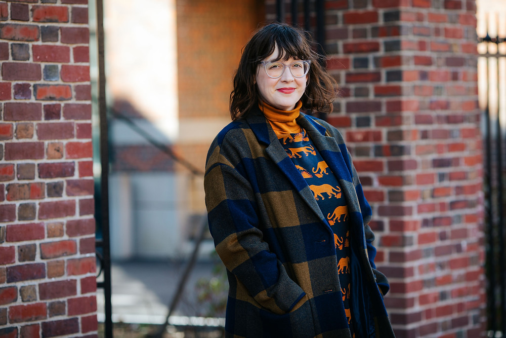 Elizabeth Ames by Adrianne Mathiowetz. The Book Slut interviews. The Other's Gold Pushkin Press.