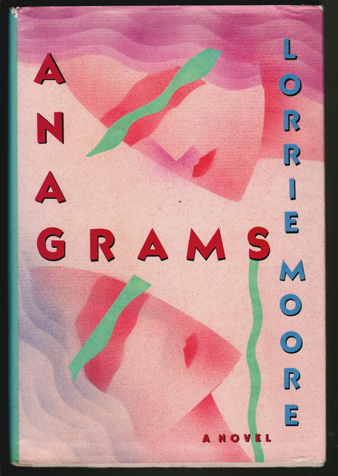 "Anagrams by Lorrie Moore www.thebookslut.com Description ""An extraordinary, often hilarious novel."" --The New York Times A revelatory tale of love gained and lost, from a master of contemporary American fiction. Gerard sits, fully clothed, in his empty bathtub and pines for Benna. Neighbors in the same apartment building, they share a wall and Gerard listens for the sound of her toilet flushing. Gerard loves Benna. And then Benna loves Gerard. She listens to him play piano, she teaches poetry and sings at nightclubs. As their relationships ebbs and flows, through reality and imagination, Lorrie Moore paints a captivating, innovative portrait of men and women in love and not in love. The Book Slut book reviews. Publisher Vintage Publish Date March 13, 2007 Pages 225 Dimensions 5.28 X 0.62 X 7.98 inches 