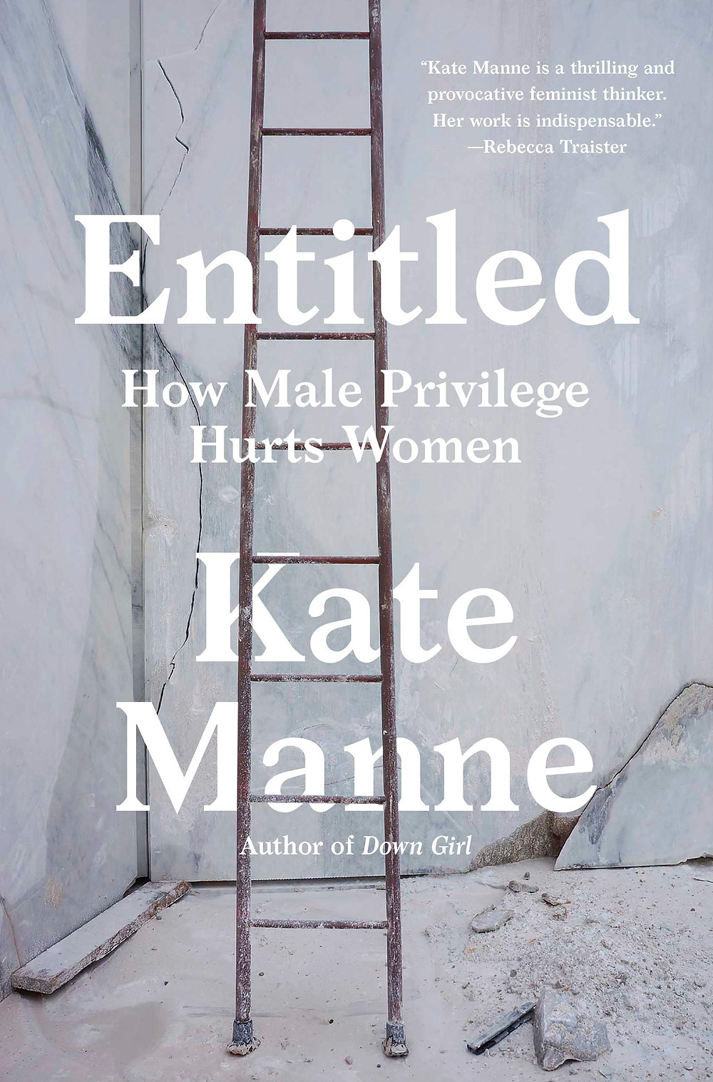 "Entitled: How Male Privilege Hurts Women Kate Manne (Author) The Book Slut book reviews, Friday debrief, Description An urgent exploration of men's entitlement and how it serves to police and punish women, from the acclaimed author of Down Girl  ""Kate Manne is a thrilling and provocative feminist thinker. Her work is indispensable.""--Rebecca Traister In this bold and stylish critique, Cornell philosopher Kate Manne offers a radical new framework for understanding misogyny. Ranging widely across the culture, from Harvey Weinstein and the Brett Kavanaugh hearings to ""Cat Person"" and the political misfortunes of Elizabeth Warren, Manne's book shows how privileged men's sense of entitlement--to sex, yes, but more insidiously to admiration, care, bodily autonomy, knowledge, and power--is a pervasive social problem with often devastating consequences. In clear, lucid prose, Manne argues that male entitlement can explain a wide array of phenomena, from mansplaining and the undertreatment of women's pain to mass shootings by incels and the seemingly intractable notion that women are ""unelectable."" Moreover, Manne implicates each of us in toxic masculinity: It's not just a product of a few bad actors; it's something we all perpetuate, conditioned as we are by the social and cultural mores of our time. The only way to combat it, she says, is to expose the flaws in our default modes of thought while enabling women to take up space, say their piece, and muster resistance to the entitled attitudes of the men around them. With wit and intellectual fierceness, Manne sheds new light on gender and power and offers a vision of a world in which women are just as entitled as men to our collective care and concern. thebookslut.com, bookslut, Publisher Crown Publishing Group (NY) Publish Date August 11, 2020 Pages 288 Dimensions 5.7 X 1.1 X 7.7 inches 