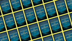 Daughters of Night by Laura Sheperd-Robinson
