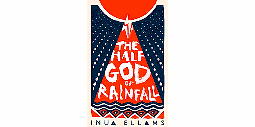 The Half-God of Rainfall by Inua Ellams