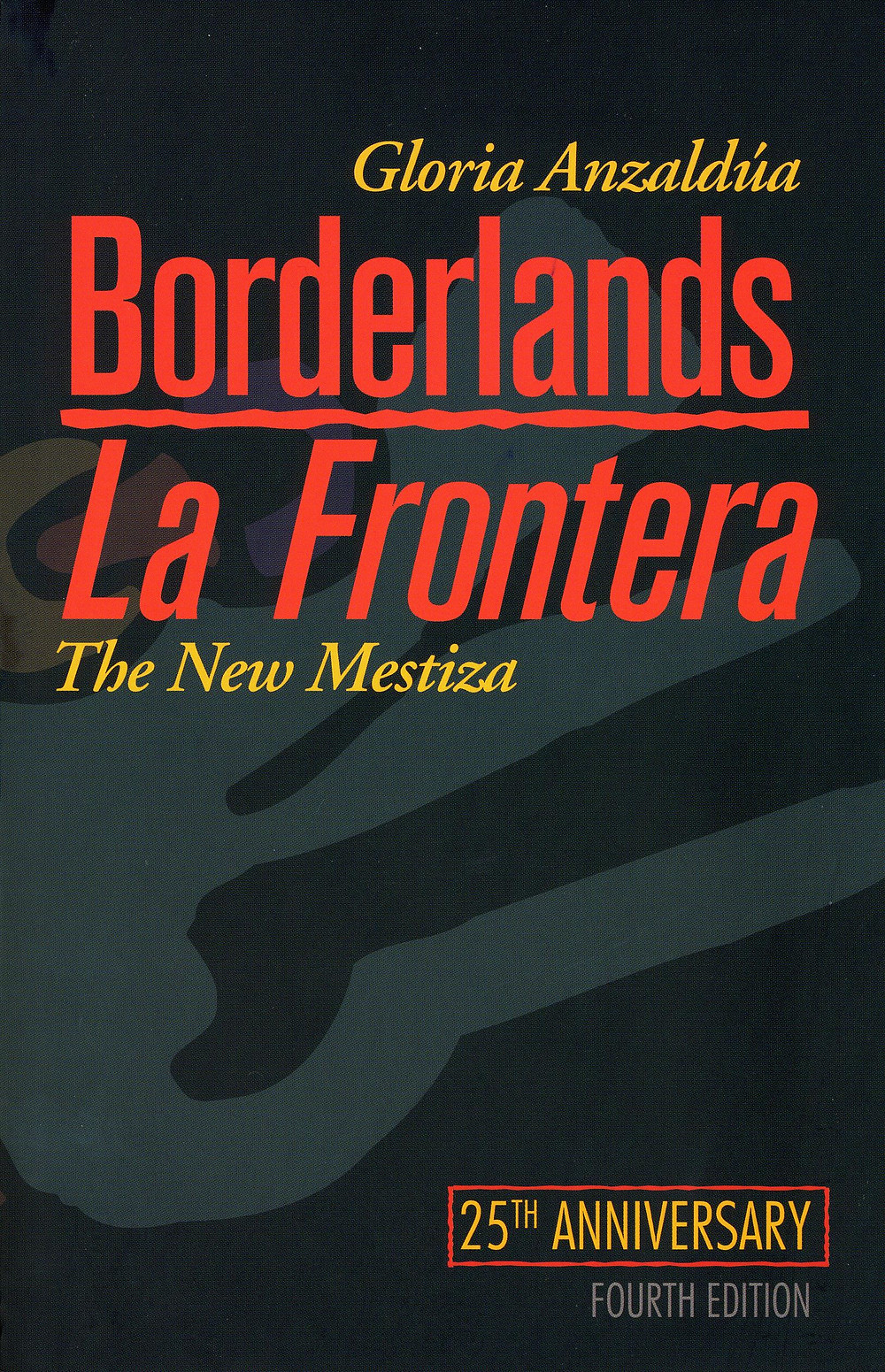 "Borderlands/La Frontera: The New Mestiza, Fourth Edition Gloria Anzaldua (Author) The Book Slut book reviews, Description: Literary Nonfiction. Poetry. Latino/Latina Studies. LGBT Studies. Fourth Edition. Rooted in Gloria Anzaldúa's experience as a Chicana, a lesbian, an activist, and a writer, the essays and poems in this volume profoundly challenged, and continue to challenge, how we think about identity. BORDERLANDS/LA FRONTERA remaps our understanding of what a ""border"" is, presenting it not as a simple divide between here and there, us and them, but as a psychic, social, and cultural terrain that we inhabit, and that inhabits all of us.  This twenty-fifth anniversary edition features a new introduction by scholars Norma Cantú (University of Texas at San Antonio) and Aída Hurtado (University of California at Santa Cruz) as well as a revised critical bibliography.  ""The emotional and intellectual impact of the book is disorienting and powerful...all languages are spoken, and survival depends on understanding all modes of thought. In the borderlands new creatures come into being. Anzaldúa celebrates this 'new mestiza' in bold, experimental writing.""--The Village Voice  ""Anzaldúa's pulsating weaving of innovative poetry with sparse informative prose brings us deep into the insider/outsider consciousness of the borderlands; that ancient and contemporary, crashing and blending world that divides and unites America.""--Women's Review of Books. thebookslut.com, bookslut, Publisher Aunt Lute Books Publish Date June 12, 2012 Pages 312 Dimensions 5.4 X 0.9 X 8.4 inches 