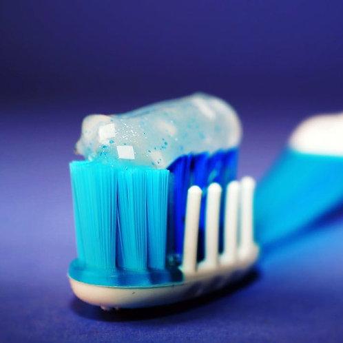 Lavar los dientes