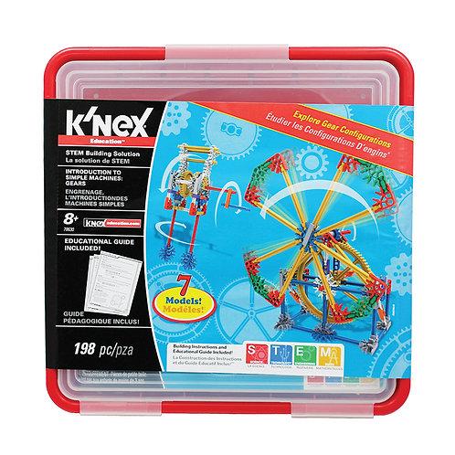 K'NEX Gears (ID: KNX78630)