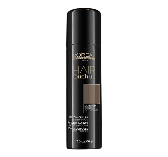 L'Oreal Professional Hair Touch Up, LIGHT BROWN
