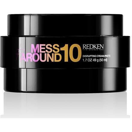 Mess Around 10, Disrupting Cream-Paste