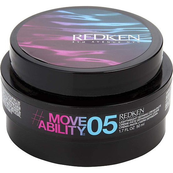 Move Ability 05, Lightweight Defining Cream-Paste