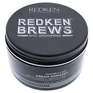 Redkin Brews MANEUVER, Cream Pomade