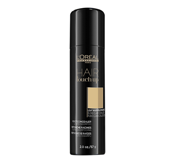 L'Oreal Professional Hair Touch Up, LIGHT WARM BLONDE