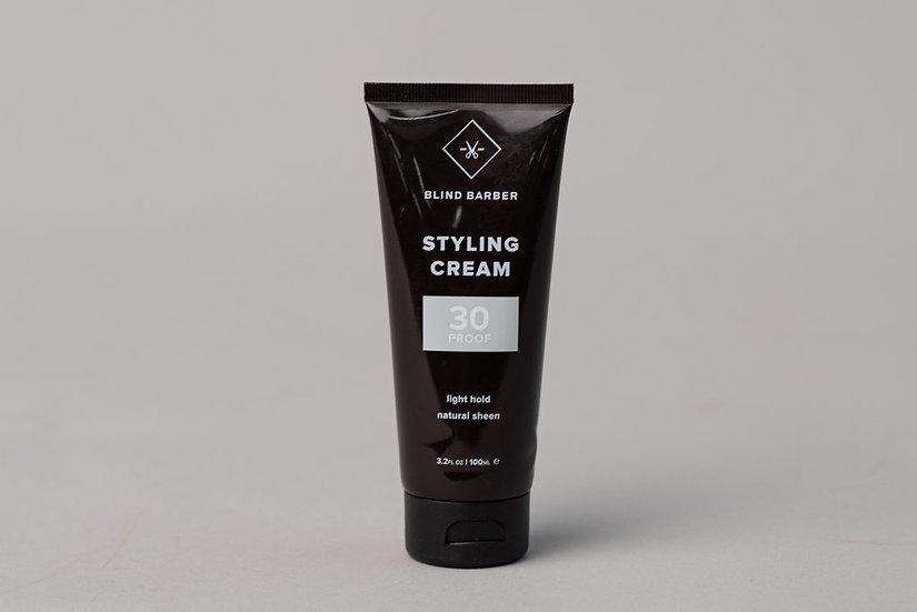 Styling Cream 30 Proof (100ml), Light Hold