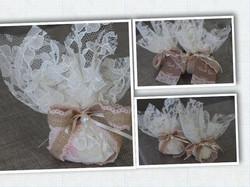 Beautiful lace vintage boubounieres!!