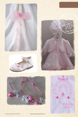 Everything you need to make your little one feel like a princess on her baptism day