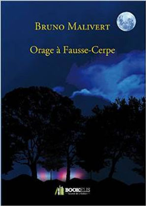 Orage à Fausse-Cerpe, de Bruno Malivert