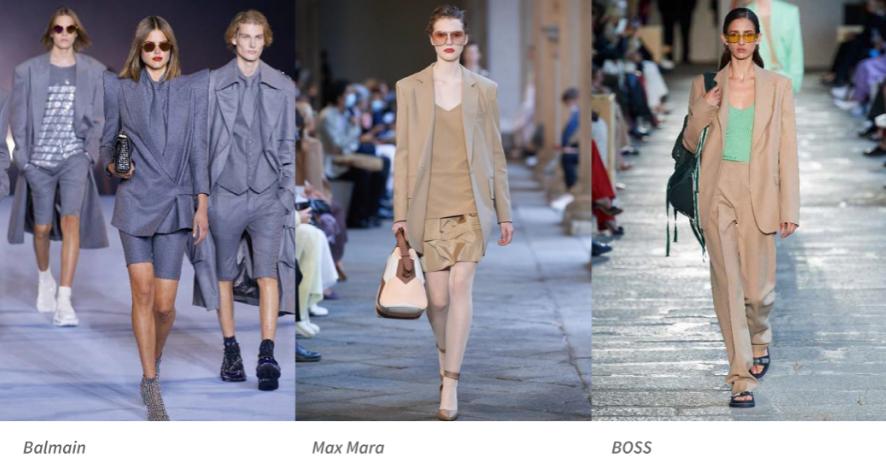 Minimalism blazer, jacket