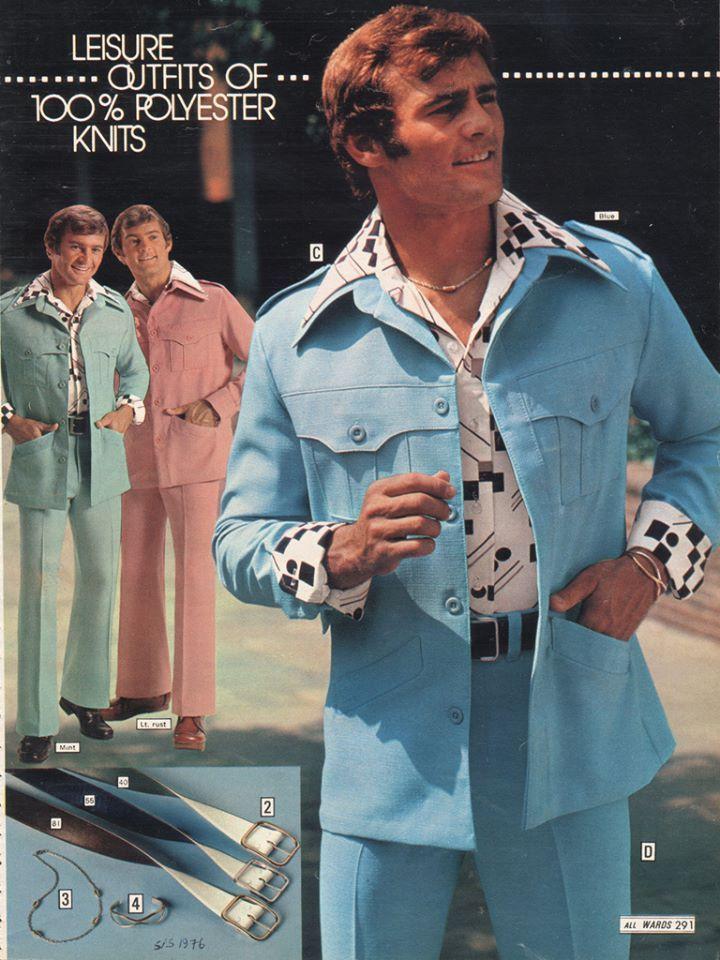 baju dari bahan polyester