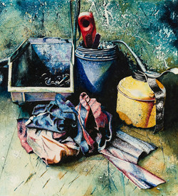 Oil and Rags