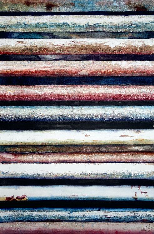 Scaffold Stripes