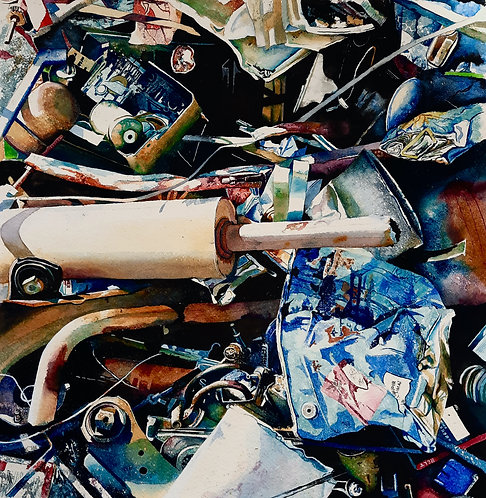 Exhaust and Trash