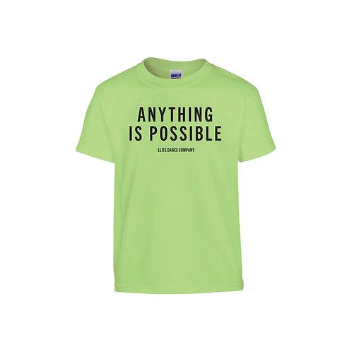 Green Youth Positivi-Tee